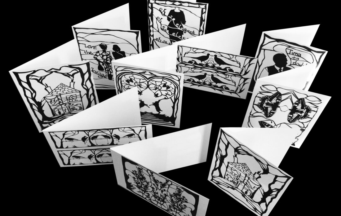 Papercut Card Collection